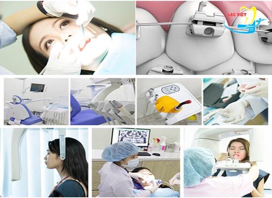 trung tâm nha khoa uy tín tiến hành niềng răng cho trẻ em