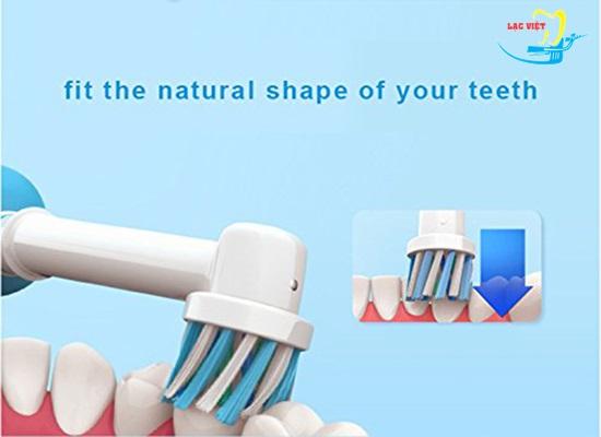 Bàn chải đánh răng điện cho trẻ em