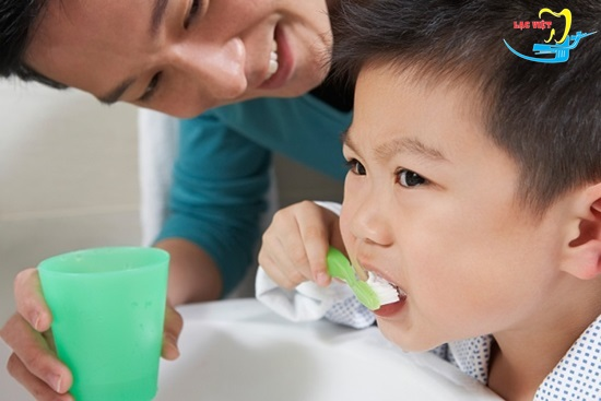 Sâu răng hàm ở trẻ em