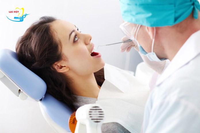 Quy Trình Cắm Ghép Răng Implant Đúng Chuẩn tại nha khoa Lạc Việt