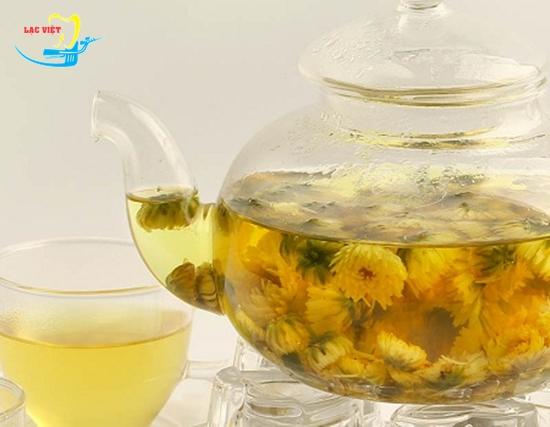 thuốc chữa sâu răng từ hoa cúc vàng