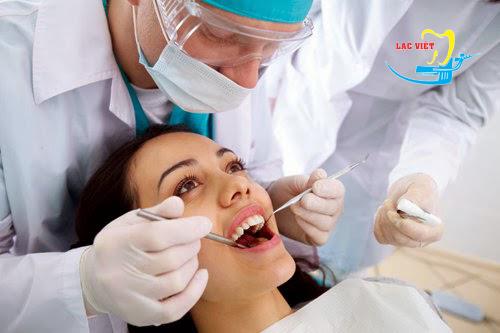nhổ răng khôn khi mang thai có thực sự tốt