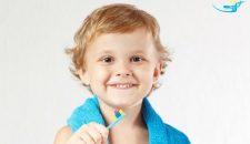 Những điều cần biết về kem đánh răng trẻ em