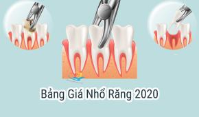 Cập nhập bảng giá nhổ răng sâu mới nhất hiện nay