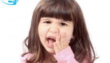 Bệnh lý đau răng ở trẻ em và những điều cần biết