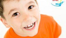 Răng thưa ở trẻ em và cách khắc phục